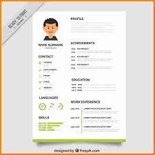 11+ Cv Format Word Download | Theorynpractice