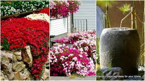 Small Picture 10 Small Flower Garden Ideas to Build a Serene Backyard Retreat