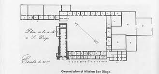 Chapter 2  Photos San Diego Chicano HistoryMission San Diego De Alcala Floor Plan