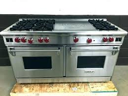 wolf range 30. Used Wolf Range Fascinating Gas With Double Oven For Sale Ranges Parts . 30 E