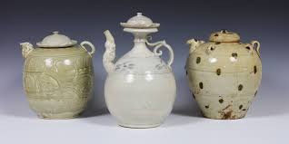How To Design Pottery Southeast Asian Ceramics Selections From The Collection Of