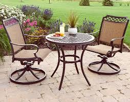 Amazoncom  Santa Fe 3 Piece Patio Lounge Set  Outdoor And Patio Three Piece Outdoor Furniture