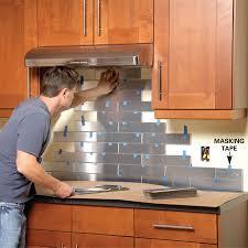 Top 40 DIY Kitchen Backsplash Ideas Enchanting Resin Backsplash Ideas