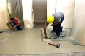 remove concrete floor remove ceramic tile