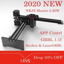 <b>NEJE Master</b> 2S 20W desktop Laser Engraver and Cutter Laser ...