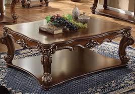 vendome coffee table rectangular in