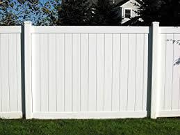 vinyl fence panels. Vinyl Privacy Fence Panel Kit Vinyl Fence Panels A