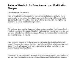 Hardship Letter For Loan Modification Template 11 Reinadela Selva