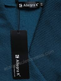 Allegra K Clothing Size Chart Allegra K Womens Shawl Collar Button Decor Tunic Hooded
