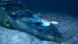 real underwater titanic pictures. Simple Underwater Illustration By Andrea Gattiu2014Titanic Survey Expedition Throughout Real Underwater Titanic Pictures C