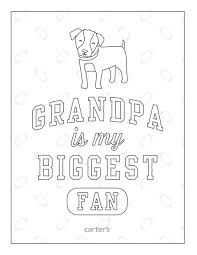 Download Free Grandparent S Day Coloring