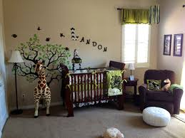 Baby Safari Nursery Ideas