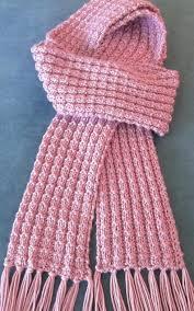 Free Knit Scarf Patterns