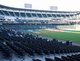 Chicago White Sox Cellular Field Seating Chart Guaranteed Rate Field Section 113 Seat Views Seatgeek