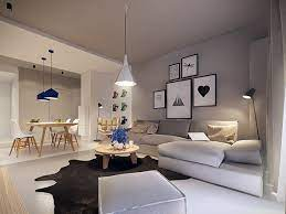 This Article Simple And Elegant Apartment Interior Design Ideas With Warm Colors In Warszawa Read Now Home Design Minimalist
