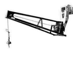 Jlg G12 55a Load Chart Details About 12 Ft Truss Boom Jib With A 2 000 Lbs Winch Jlg Part 1001099351