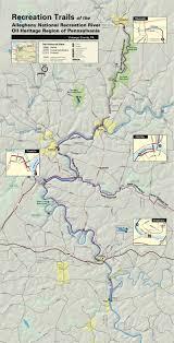 Maps Brochures Allegheny Valley Trails Association