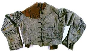 Art you should know: Agnes Richter's embroidered jacket - Jackie ...