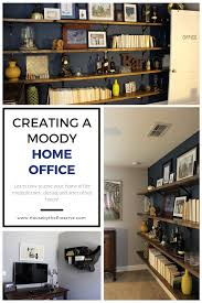 creating office space. How To Create A Moody Home Office Space Creating