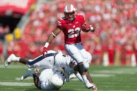 Wisconsin Depth Chart Jonathan Taylor Listed As No 1