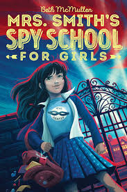 mrs smiths spy for s 9781481490214 hr