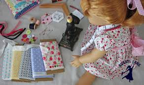 Free Printable Doll Clothes Patterns For 18 Inch Dolls Simple Decorating