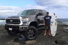 Pro Surfer Shane Dorian's Expedition Tundra | BDS