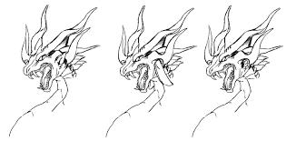 リアリティを追い求めて実践ドラゴンの描き方講座後編 いちあっぷ