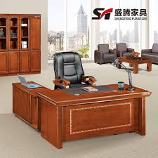 office table chairs boss small. highend office furniture walnut veneer paint medium and small classes taiwan desk clerk boss tables table chairs