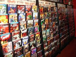 comic book wall display comic book display ideas large size of racks racks best comic book comic book wall display