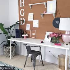 inspiring home office decoration. office decorating idea by behind the big green door shutterflycom inspiring home decoration