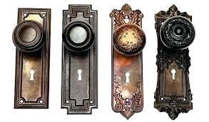 old fashioned door knobs style lock front locks antique garage