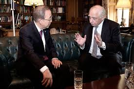 united nations news centre interview refugees are the peter sutherland the special representative for international migration right advises secretary general ban ki moon on issues relating to international