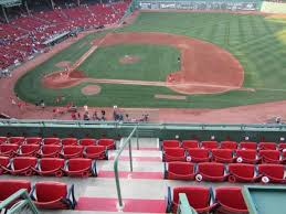 Red Sox Seating Chart Pavilion Box Fenway Park Section Pavilion Box 5 Home Of Boston Red Sox