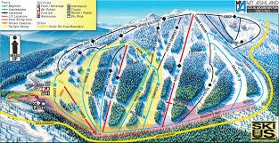 trail map mt ashland ski area Ashland Map mt ashland trail map ashland maplewood