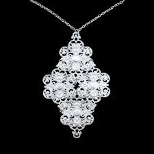 lucy ashton jewellery handmade sterling silver jewellery everyday basics to red carpet events large filigree necklace