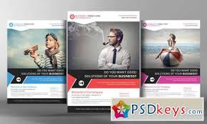Business Flyer Template Free Download Corporate Business Flyer Template 96395 Free Download