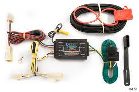 toyota rav4 2006 2012 wiring kit harness curt mfg 56165 2011 4 wire trailer wiring at Wiring Harness Kit For Trailer