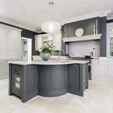 Beautiful Kitchens Magazine Grey Kitchens Ideal Home