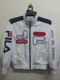 fila gear. #sportjacket #fila #vintage fila gear t