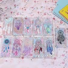 Dream Catcher Case Iphone 7 Plus Phoenix Rakuten Dream Catcher Pattern Quicksand Phone Case 67
