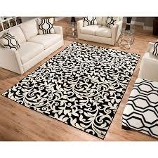 carpet at walmart. terra vintage black \u0026 ivory rug carpet at walmart n