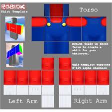 Roblox R15 Shirt Template Shirt Template Roblox Adidas Pastdive