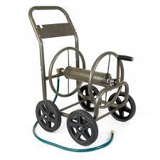 4 wheel garden water hose cart 840 hb