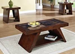 acme furniture jelani coffee table set