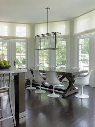 Dining Room And Living Room Gorgeous Vicente Wolf In Westchester County Inspiration Knoll