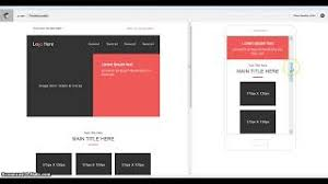 Free Newsletter Layouts Custom Mailchimp Email Newsletter Templates Emailmonks