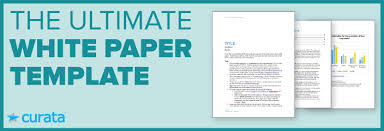 White Paper Templates White Paper Your Ultimate Guide To Creation