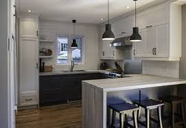waterfall kitchen laminate countertop