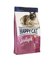 <b>Happy Cat</b> Sterilised - рейтинг, обзор <b>корма</b>, сравнение и анализ ...